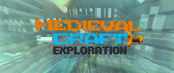 Medieval Exploration Craft 3D - Let your imagination run wild in this Sandbox game.