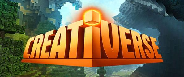 CreatiVerse - An innovative,cute and immersive blocky but high-tech world.