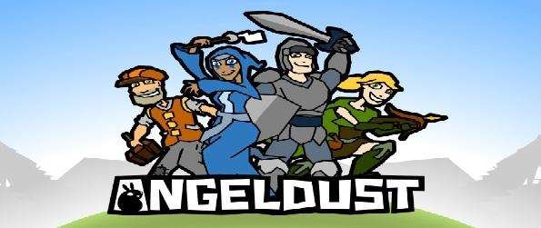 Angeldust - Explore endless and beautiful magical worlds in Angeldust, and battle furiously against powerful monsters to level up.
