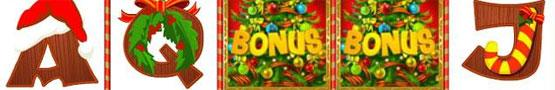 Παιχνίδια Slots & Bingo - 3 Slot Machine Games for the Holiday Season