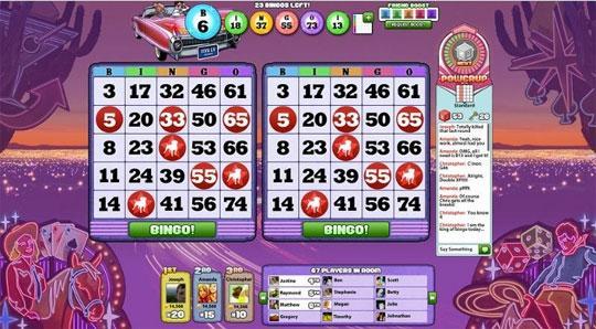 Win Big with Zynga Bingo