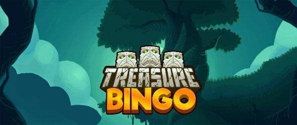 Treasure Bingo - Enjoy a brilliant game of Bingo with Treasure Bingo.