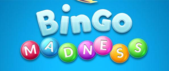 Bingo Madness - Play this fun and exciting bingo game that's filled to the brim with excitement.
