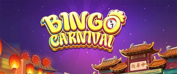 Bingo Carnival - Play an exciting game of bingo in Bingo Carnival.