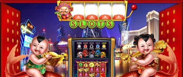 Grand Macau - Play your favorite casino slots in Grand Macau.