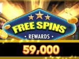 Big Hit Vegas Free Spins