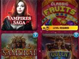 Slot Machines - Free Slots main menu