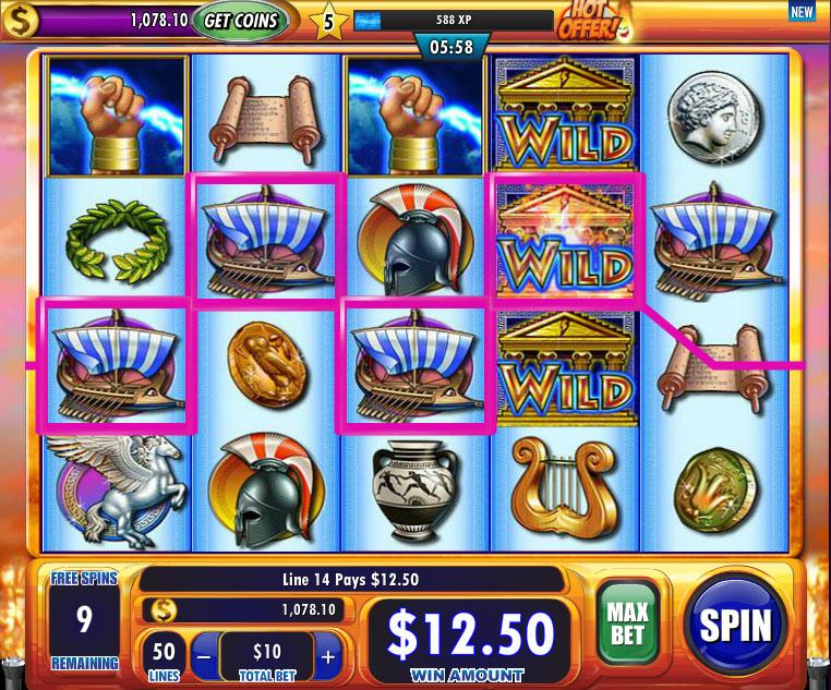 Play free jackpot party slots for fun