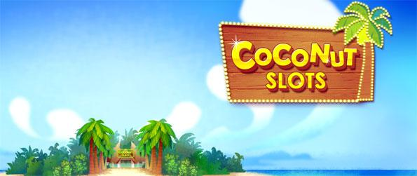 Coconut Slots - Enjoy a fun and immersive slots experience and get a chance to win massive payouts.