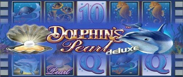 Dolphin's Pearl Slots - Play high stakes bets and gamble as you spin the reels in this Dolphin and Pearls themed slot machine game in Facebook.