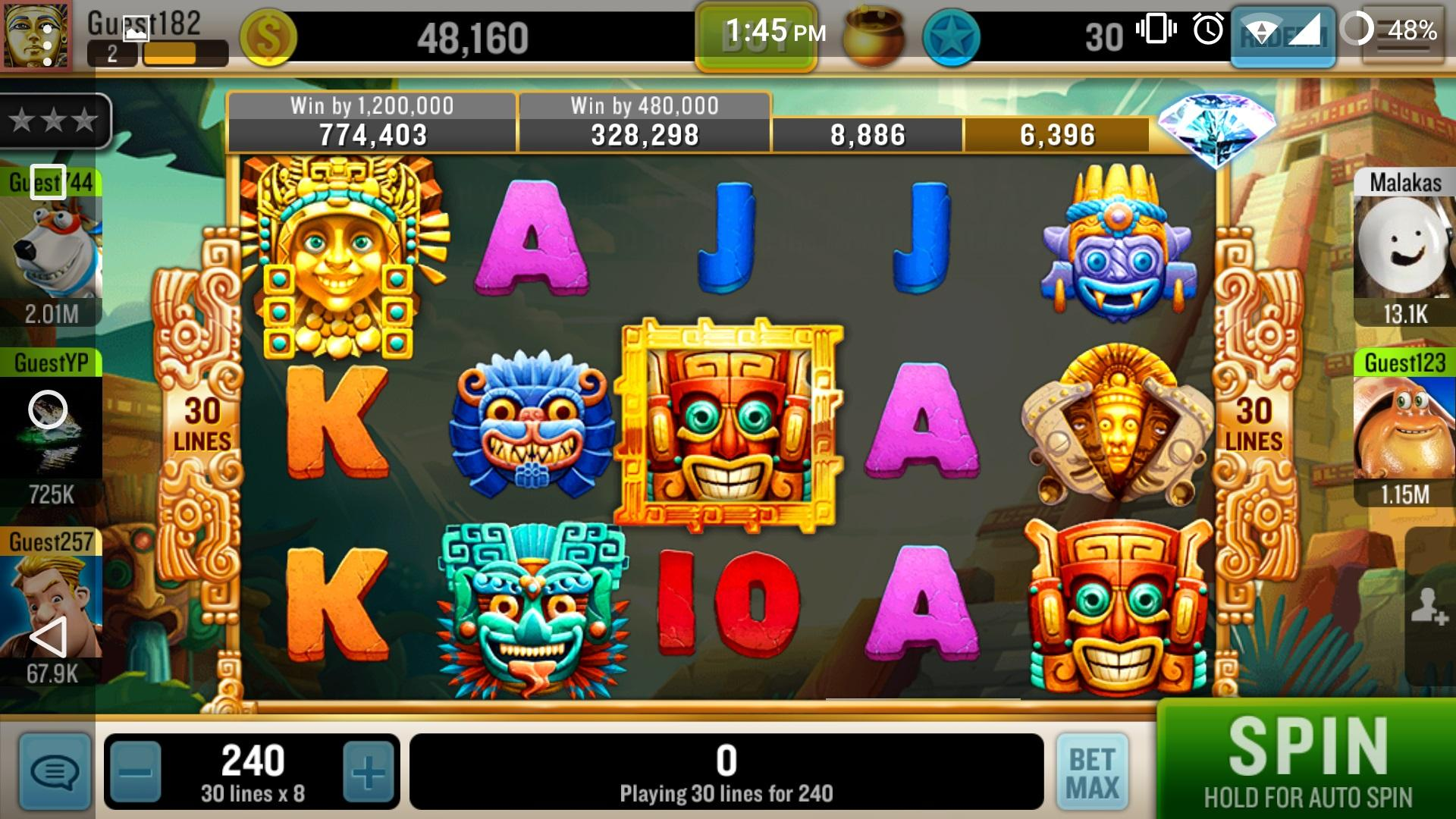 Animals Slots - Play Free Online Slot Machines in 3D Theme -