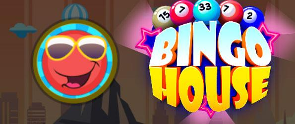 Bingo House - Play a simple but exciting game of Bingo.