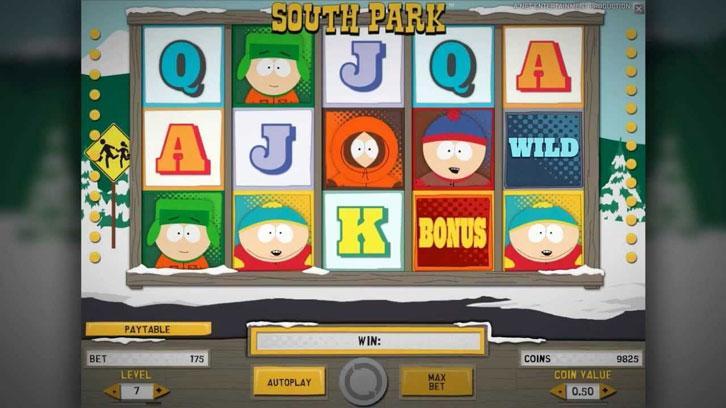 South Park slots