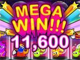Save an Alien - Slotomana Mega Win!