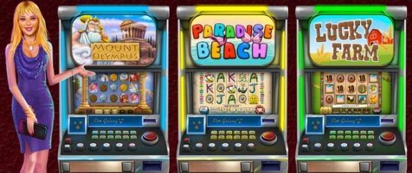 Slot Galaxy - Slot Galaxy offers exiting slot machine fun just like in Las Vegas!