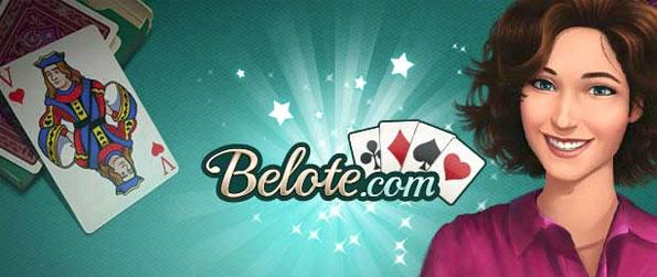 Belote.com - Get hooked on this addicting card game that's nothing short of brilliant.