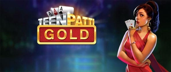 Teen Patti Gold - Give your luck a try in this epic card game Teen Patti Gold.