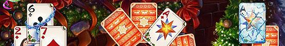 Online pasziánsz játékok - Solitaire Games for the Yuletide Season