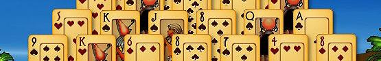 Gry Online Solitaire - Tactics in Solitaire Games: Pyramid
