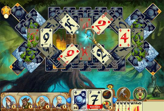 Solitaire Tales is reviewed on WWGDB!