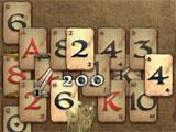 Pyramid Solitaire Saga - Ancient Levels Game Play