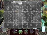 The Far Kingdoms: Sacred Grove Solitaire Puzzle Mini Game
