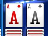 Solitaire Rivals Pair of Aces