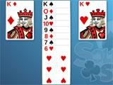Solitaire 3 Social gameplay