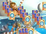 Maidens of the Ocean Solitaire challenging level