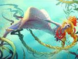 Maidens of the Ocean Solitaire main menu