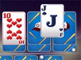 Home Run Solitaire 10 and Jack