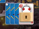 Home Run Solitaire Locked Card