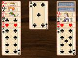 Jewel Match Solitaire gameplay