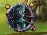 Zombie Solitaire 2: Chapter 2 Ninja Zombie