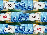Solitaire Jack Frost: Winter Adventures 2 Normal Cards