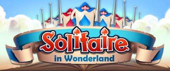 Solitaire in Wonderland - Help Alice In Her Adventure Through Wonderland!
