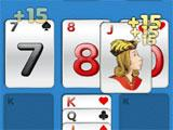 Gameplay for Solitaire World Tour