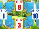 Gameplay for Strike Solitaire 2: Seaside Season