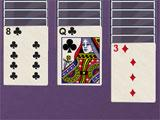 Gameplay for Solitaire Live