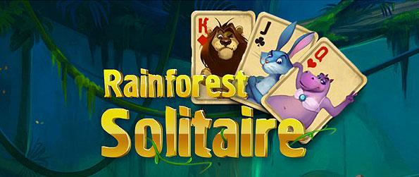 Rainforest Solitaire - Get into this amusing way to play the card sequencing challenge of a solitaire game infused with lots twists and challenges in this amazing solitaire game.
