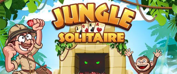 Jungle Solitaire - Explore the jungle through Solitaire levels.