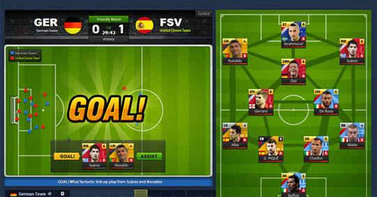 Enjoy the Stunning United Eleven
