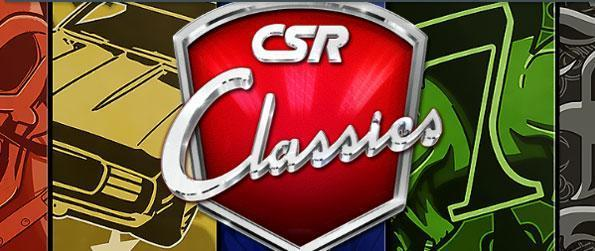 CSR Classics - Challenge all crews up to the highest tier.