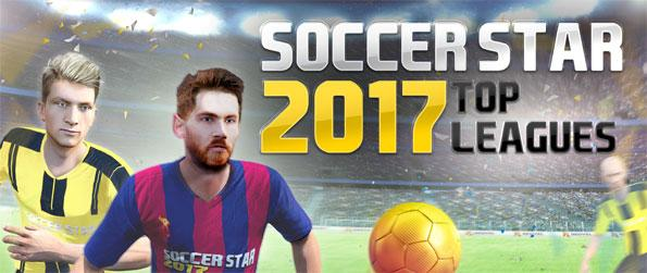 Soccer Star 2017 - Outplay your enemies in this exciting soccer game that doesn't disappoint.