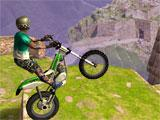 Trial Xtreme 4 riding across Machu Picchu