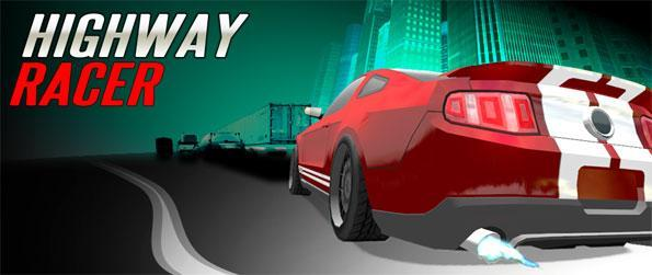 Highway Racer - Compete against players from  all over the world in a fantastic free racing game.