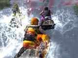 Gameplay for Jet Ski Racer