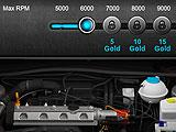 Upgrade Options in Tuner Life Racing