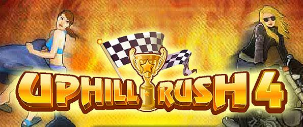 Uphill Rush - Join the fun as you set yourself out in the summer sports fun in this massive collection of competitive fun sports fest of a game!