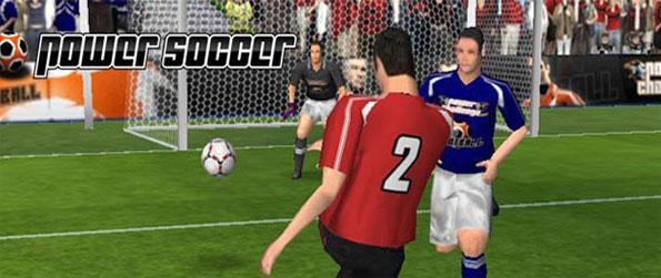 Power Soccer - Show off your skills in this high quality football game full of thrill.